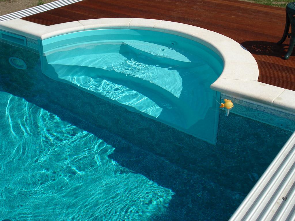 Styropor schwimmbecken for Schwimmbecken folienauskleidung